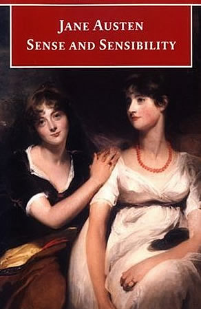 the contrast between two main characters in the novel sense and sensibility by jane austen The contrast between the sisters' characters is eventually resolved as they each find love and lasting happiness through the events in the novel, elinor and marianne find a balance between sense (or pure logic) and sensibility (or pure emotion) in life and love.